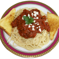 #20 Spaghetti and Meat Sauce